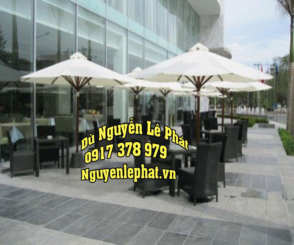 Dù Che Nắng Quán Cafe Thủ Đức
