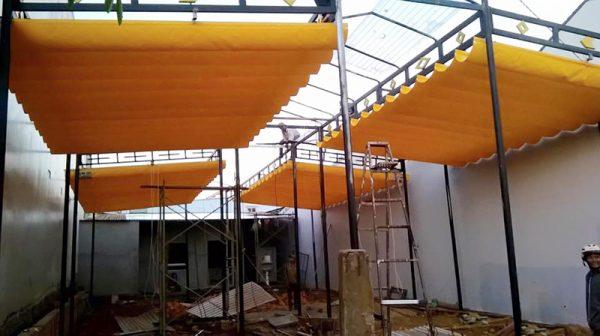 Công Ty Mái Hiên Hồng Hải Phát - Địa chỉ báo giá thi công In bạt mái hiên chất lượng, uy tín TPHCM