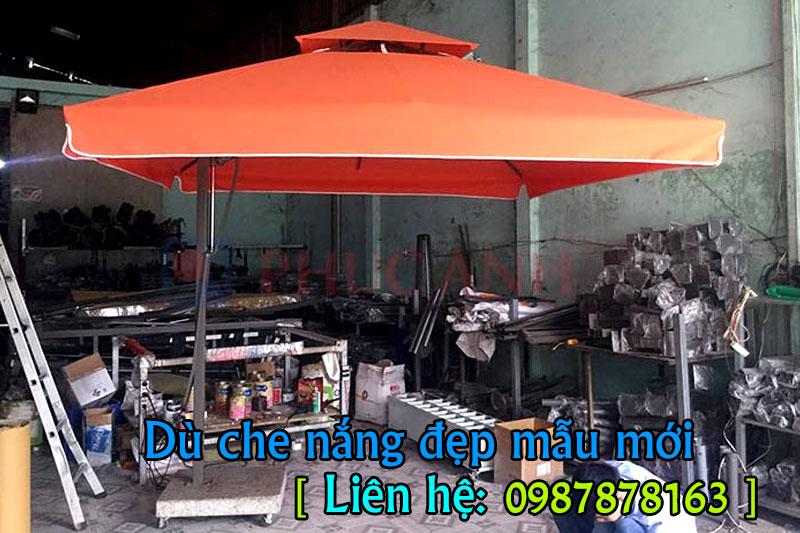 Cung cấp các dịch vụ dù che nắng quán cafe giá rẻ nhất toàn quốc