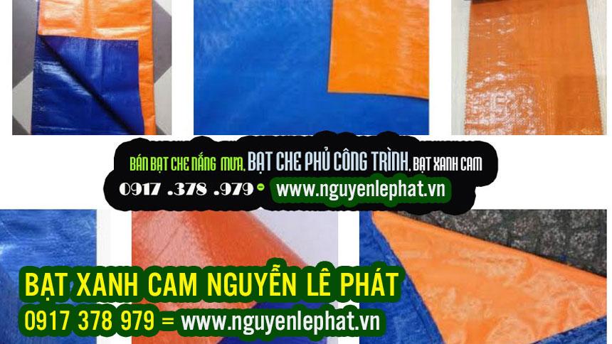 Cung Cấp Bạt Xanh Cam Phơi Cafe, Bạt Xanh Cam Phơi Nông Sản, Bạt Xanh Cam Che Phủ Công Trình