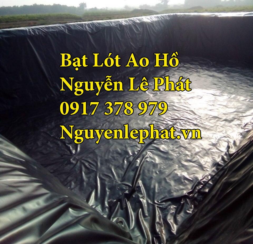 Địa chỉ bán bạt lót hồ chứa nước Đồng Nai uy tín