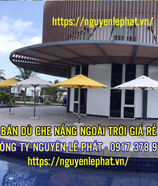 Dù Che Quán Cafe tại Hà Nội Giá Rẻ