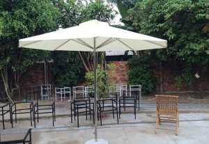 20 mẫu dù che nắng mưa quán cafe đẹp mới nhất