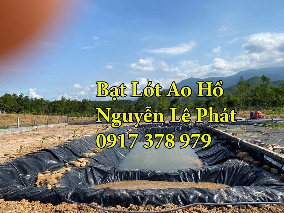 Bán bạt lót hồ cá tại Đồng Nai